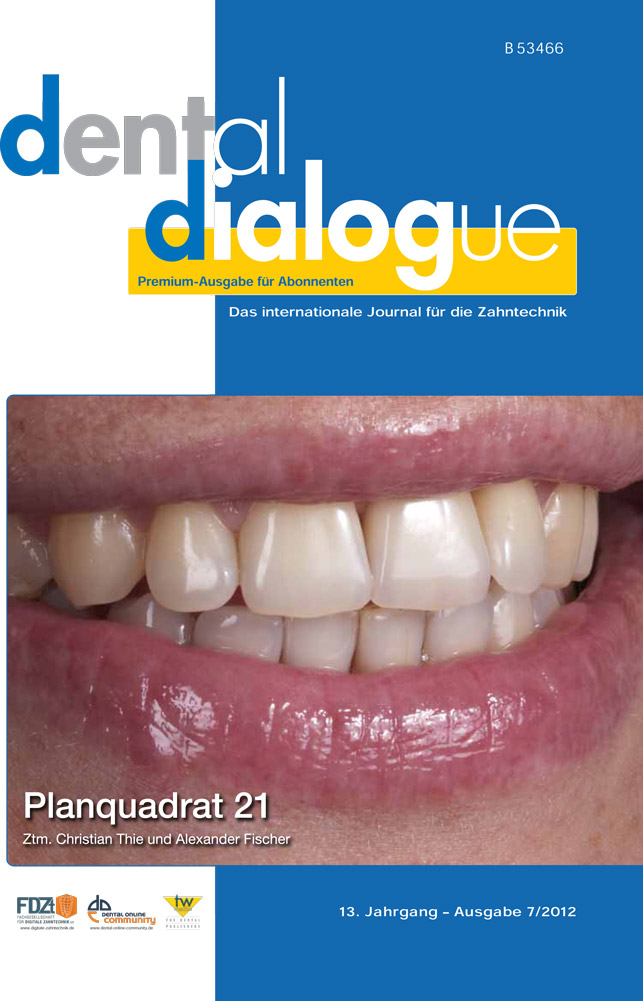 dental dialogue 7/2012