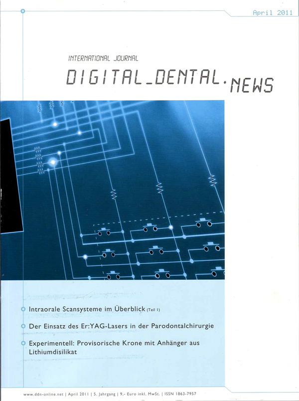 digital dental news April 2011