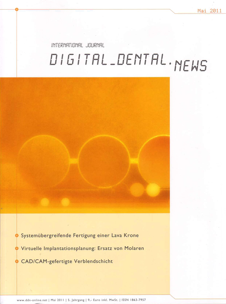 digital dental news Mai 2011